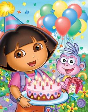 Dora Feest Mijn Mooiste Feestje