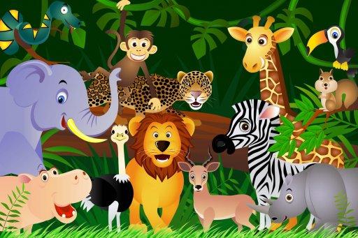 Junglefeest Mijn Mooiste Feestje