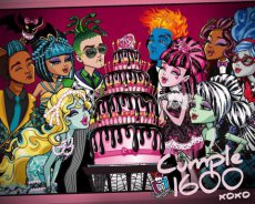 Monster High feest